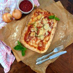 Paraszt pizza